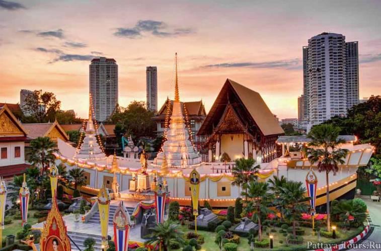 Ват Янава - Wat Yannawa
