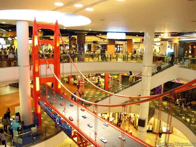 торговый центр Терминал 21 Бангкок