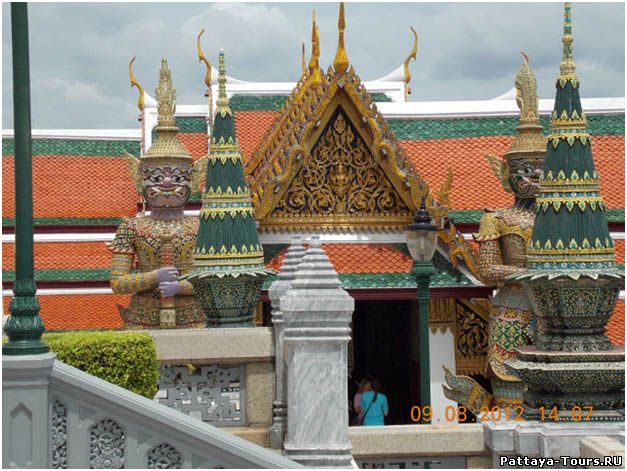 рассказ о Таиланде